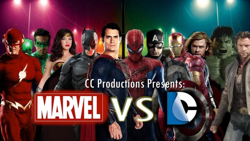 DC&Marvel 未來五年的超級英雄電影
